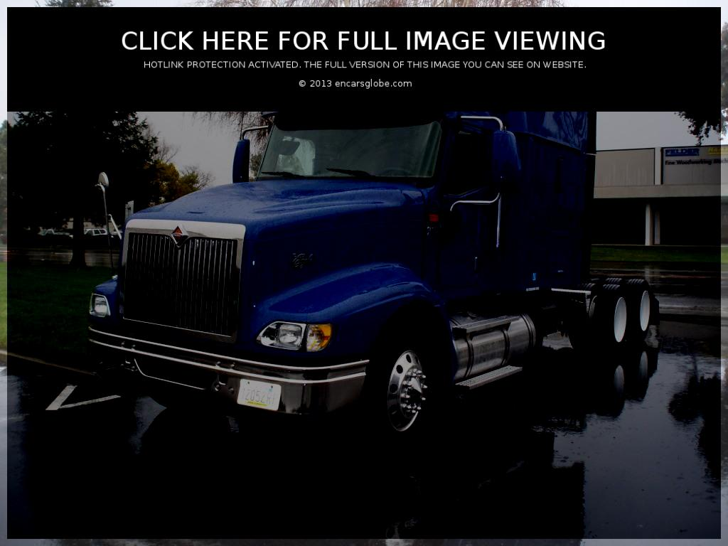 International 9400i Eagle: Photo gallery, complete information ...