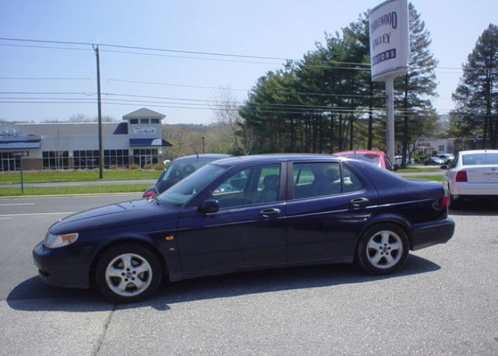 1999 Saab 9-5 SE in New Milford, Connecticut For Sale. 1999 Saab 9-5 SE