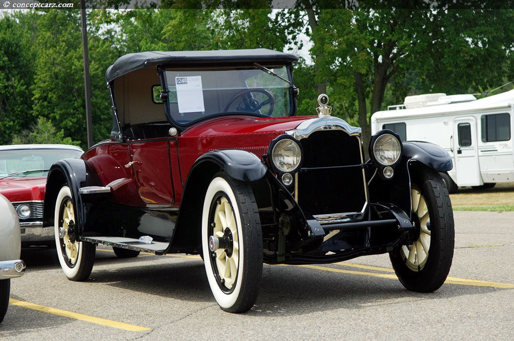 1922 Packard Twin Six Model 335 Images, Information and History (3 ...