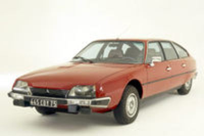 Citroën CX 2400 Injection Pallas