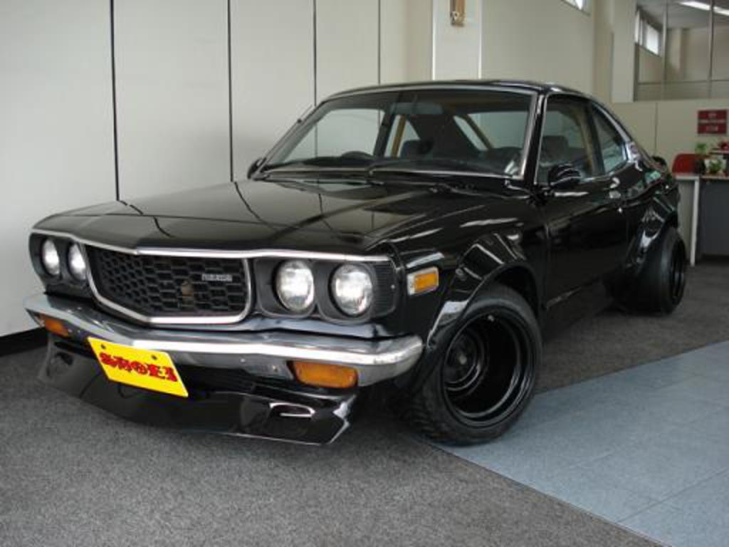 Mazda RX-3 - huge collection of cars, auto news and reviews, car vitals,