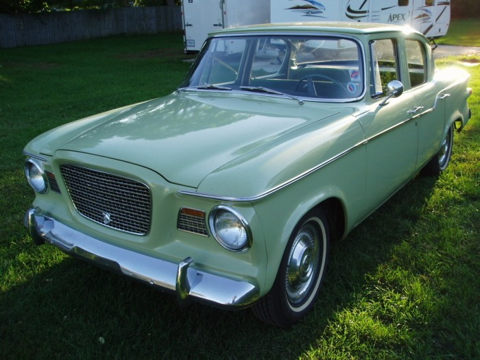 Hemmings Find of the Day – 1960 Studebaker Lark VI | Hemmings Blog