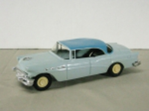 56 BUICK ROADMASTER 4DR HT Color: BLUE/ LT. BLUE Type: Friction Condition: 8