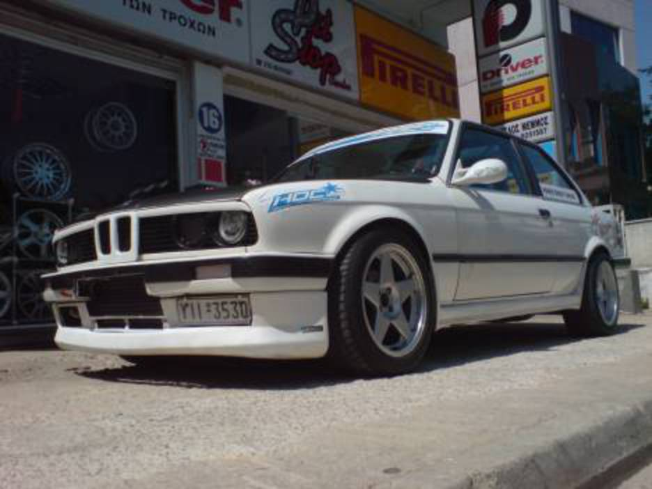 Rate My BMW - 327i turbo VS e46 330D