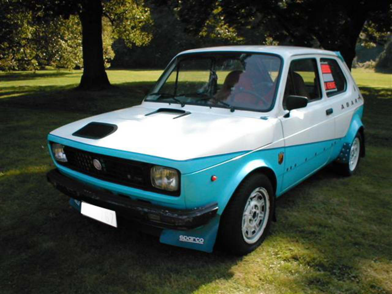 topworldauto photos of fiat 127 sport photo galleries. Black Bedroom Furniture Sets. Home Design Ideas