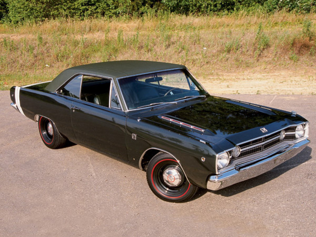 CarDomain Obscure Muscle Car Parking Lot: The 1968 Dodge Dart GTS 440