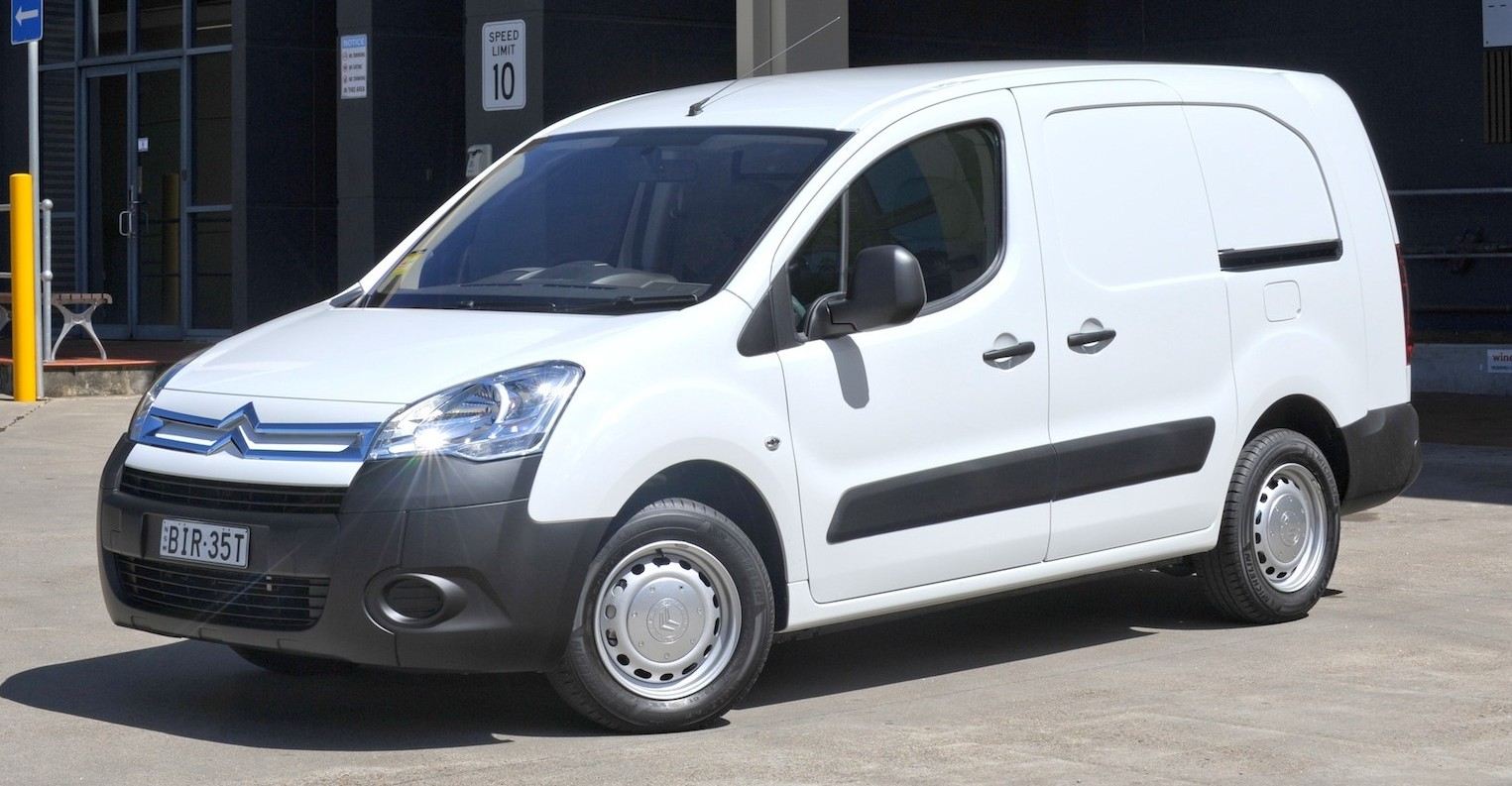 The Citroen Berlingo is one of just a handful of compact vans available in