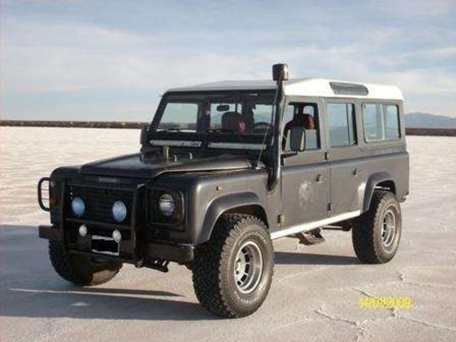 Land Rover Defender 110 Tdi SW country con AA