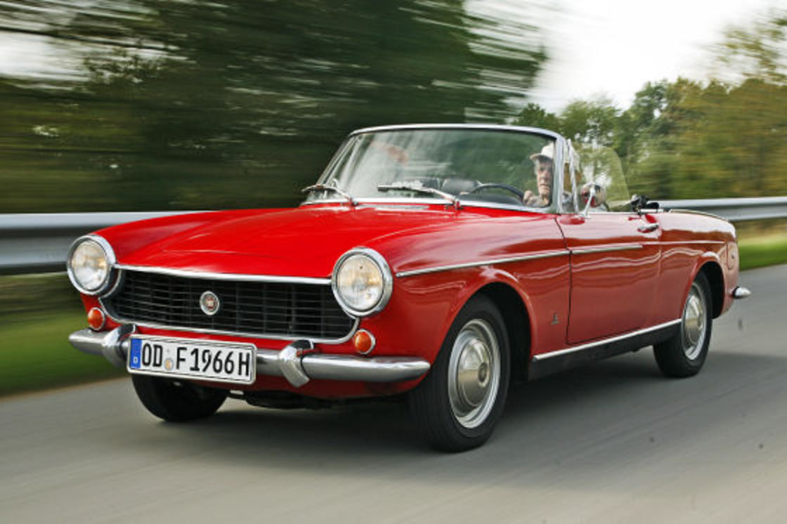 Fiat 1500 Spider — a model manufactured by Fiat.