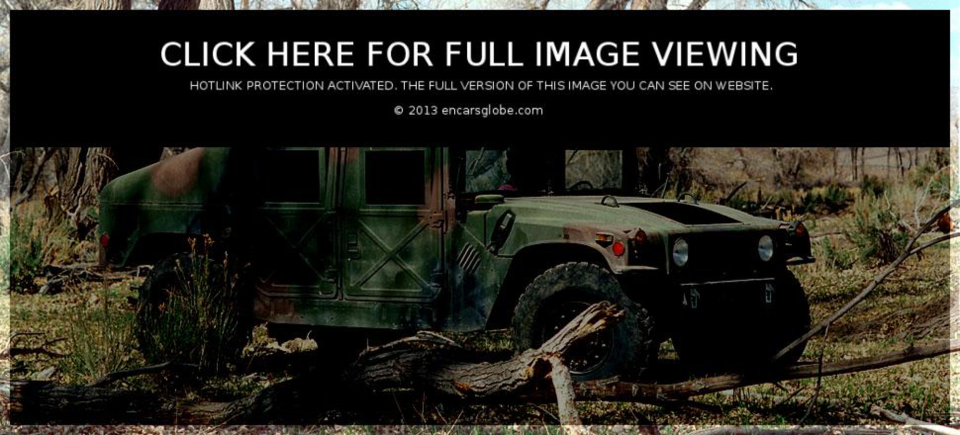 AM General HMMWV M1113: Photo gallery, complete information about ...