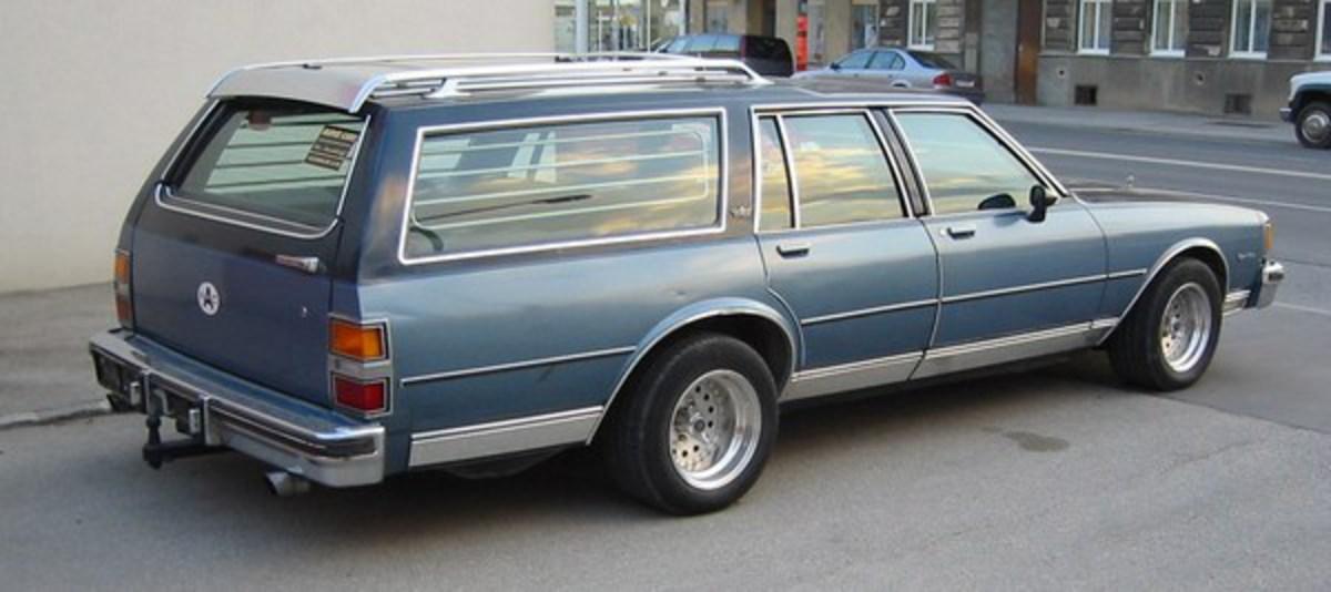 Topworldauto Photos Of Chevrolet Caprice Classic State Wagon Photo Galleries