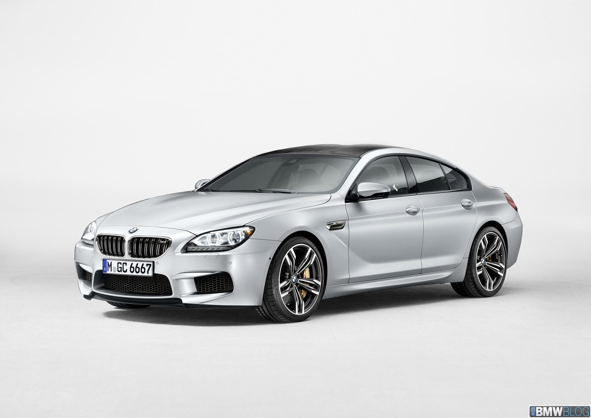BMW M6 Gran Coupe: athleticism and aesthetics in their purest form.