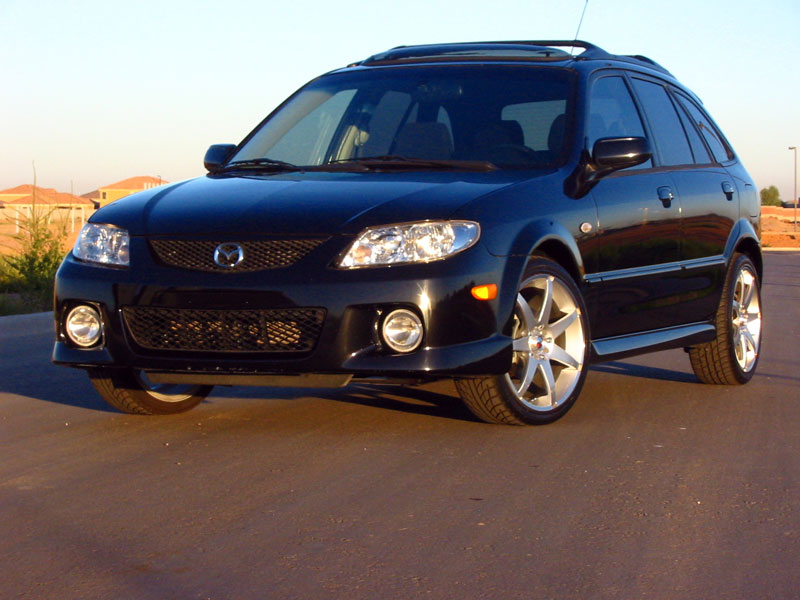 Mazda Protege 5 - huge collection of cars, auto news and reviews,