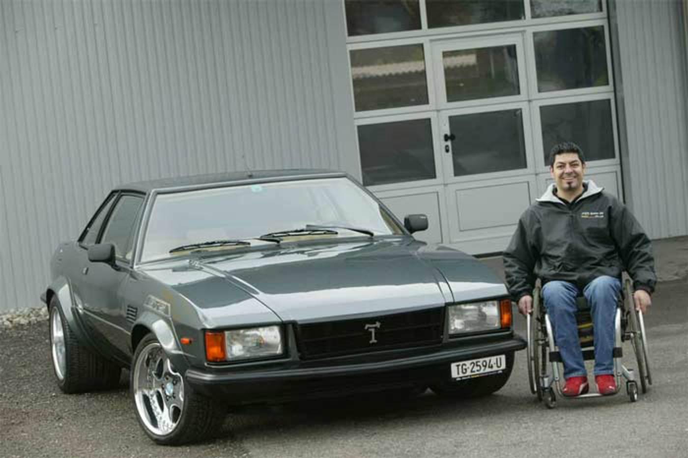 TopWorldAuto >> Photos of De Tomaso Longchamp GTS - photo galleries
