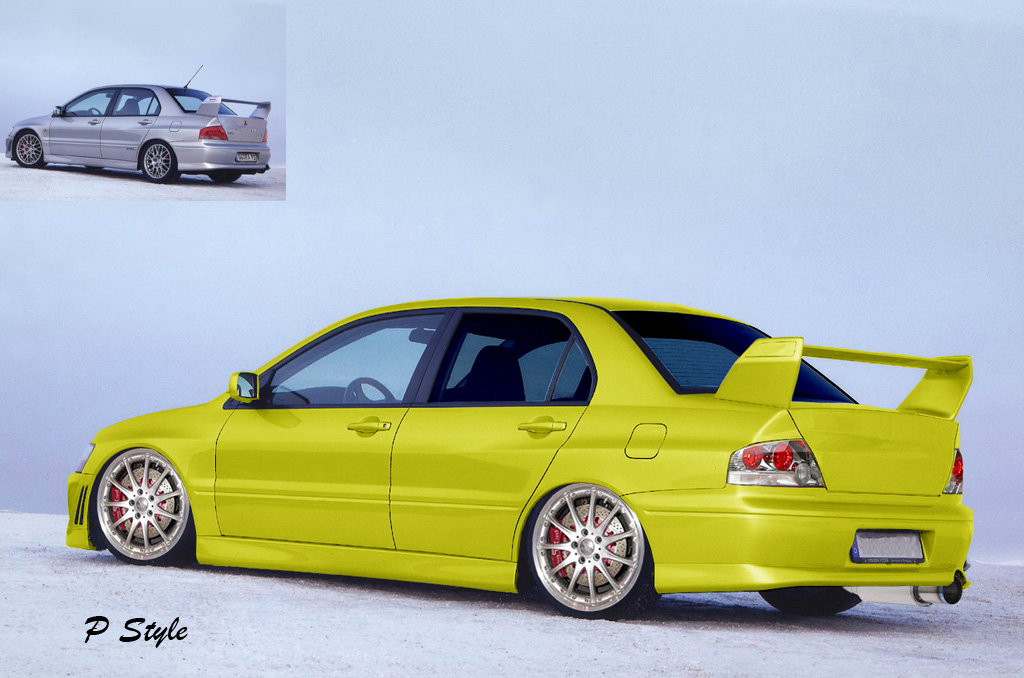 Mitsubishi Lancer Evo 7 - cars catalog, specs, features, photos, videos,