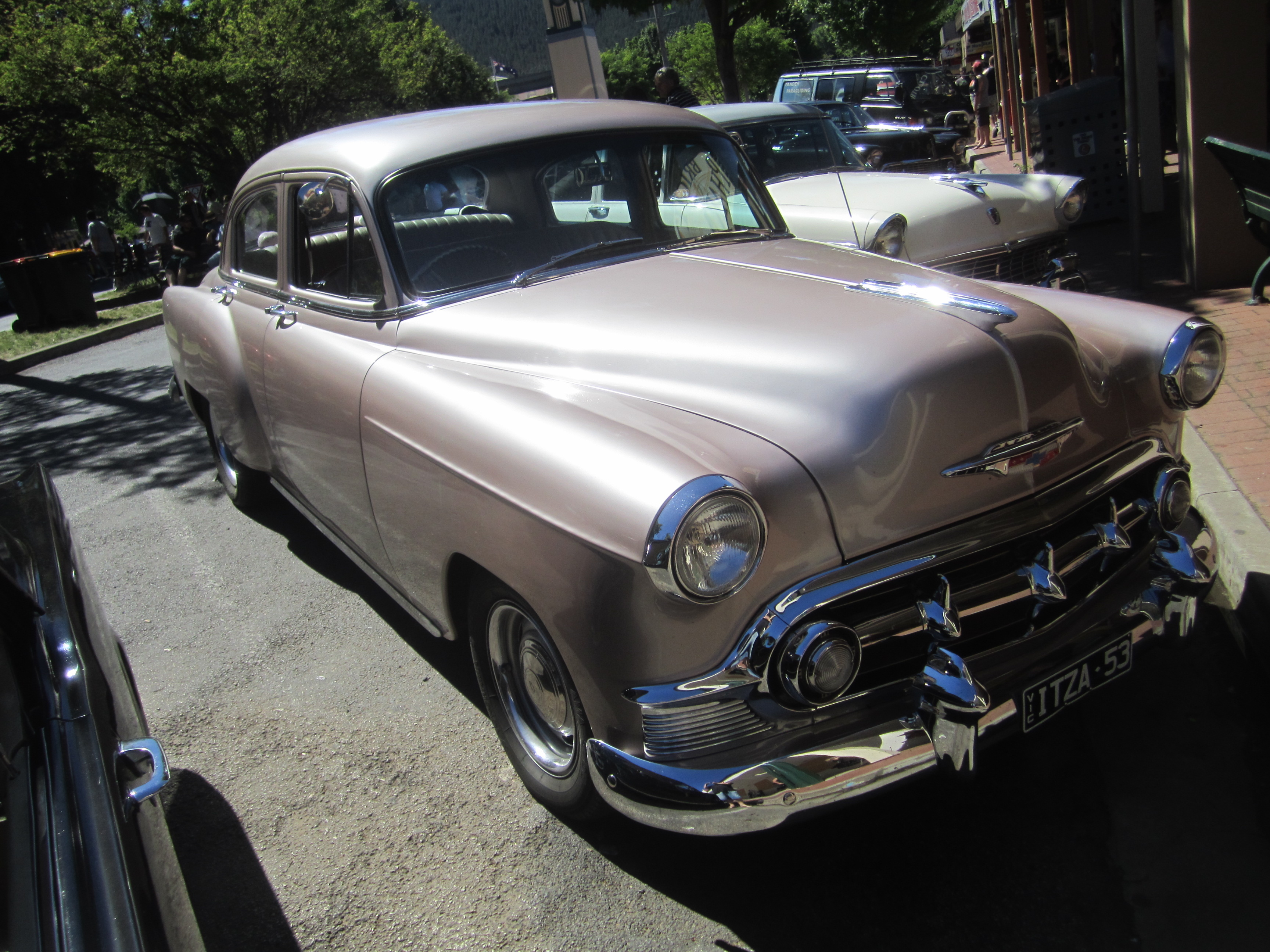 File:1953 Chevrolet 210 Sedan - Flickr - Sicnag.jpg