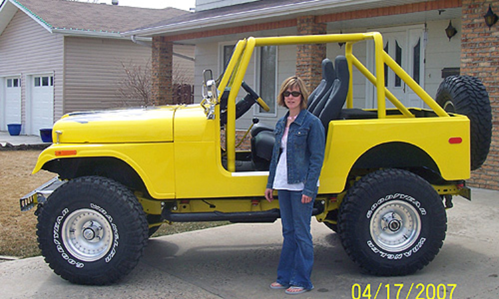 Wayne's 1978 Jeep CJ-7