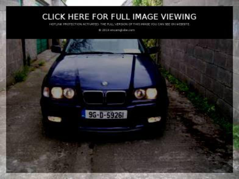 BMW 316 Coupe: 05 photo