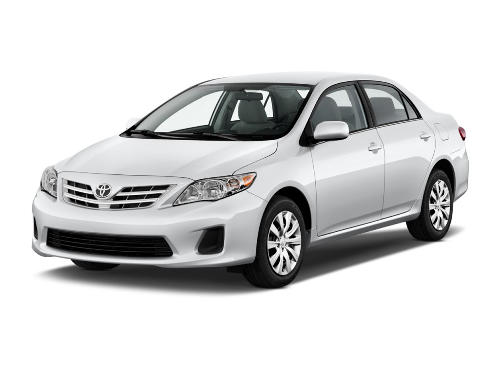 2013 Toyota Corolla - Photo Gallery