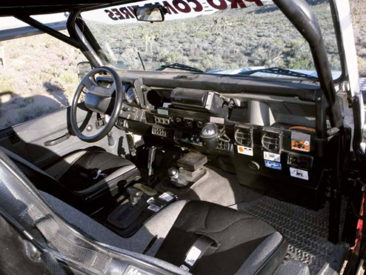 land rover custom installing dash instrument finished installed dashboard defender into gauges the finally a landrover pack