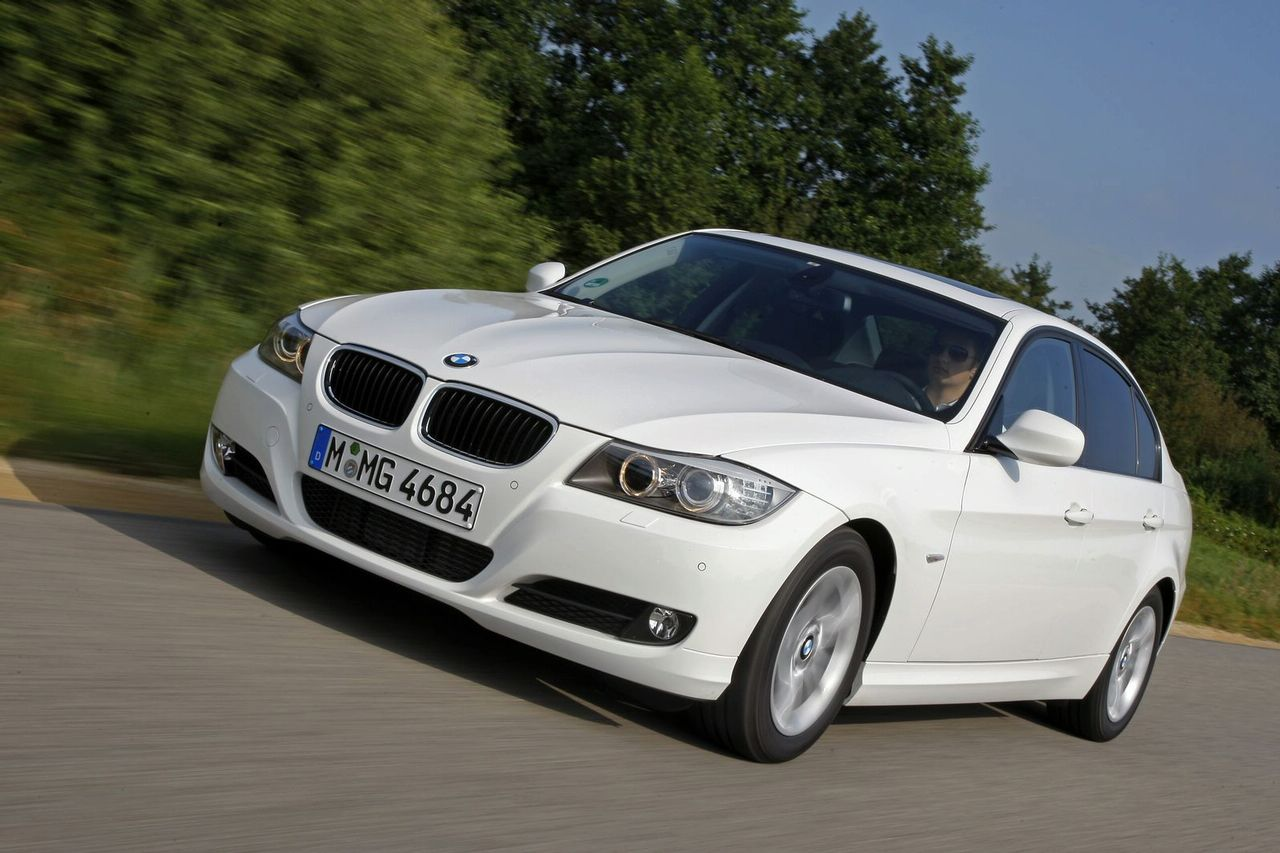 BMW 320d EfficientDynamics Edition good for 57 mpg - BMW 3-Series (E90 E92)