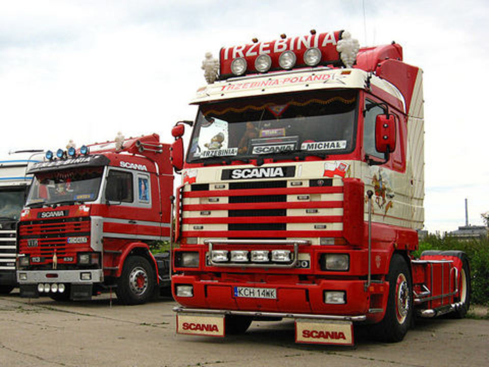 TopWorldAuto >> Photos of Scania 143T-500 - photo galleries