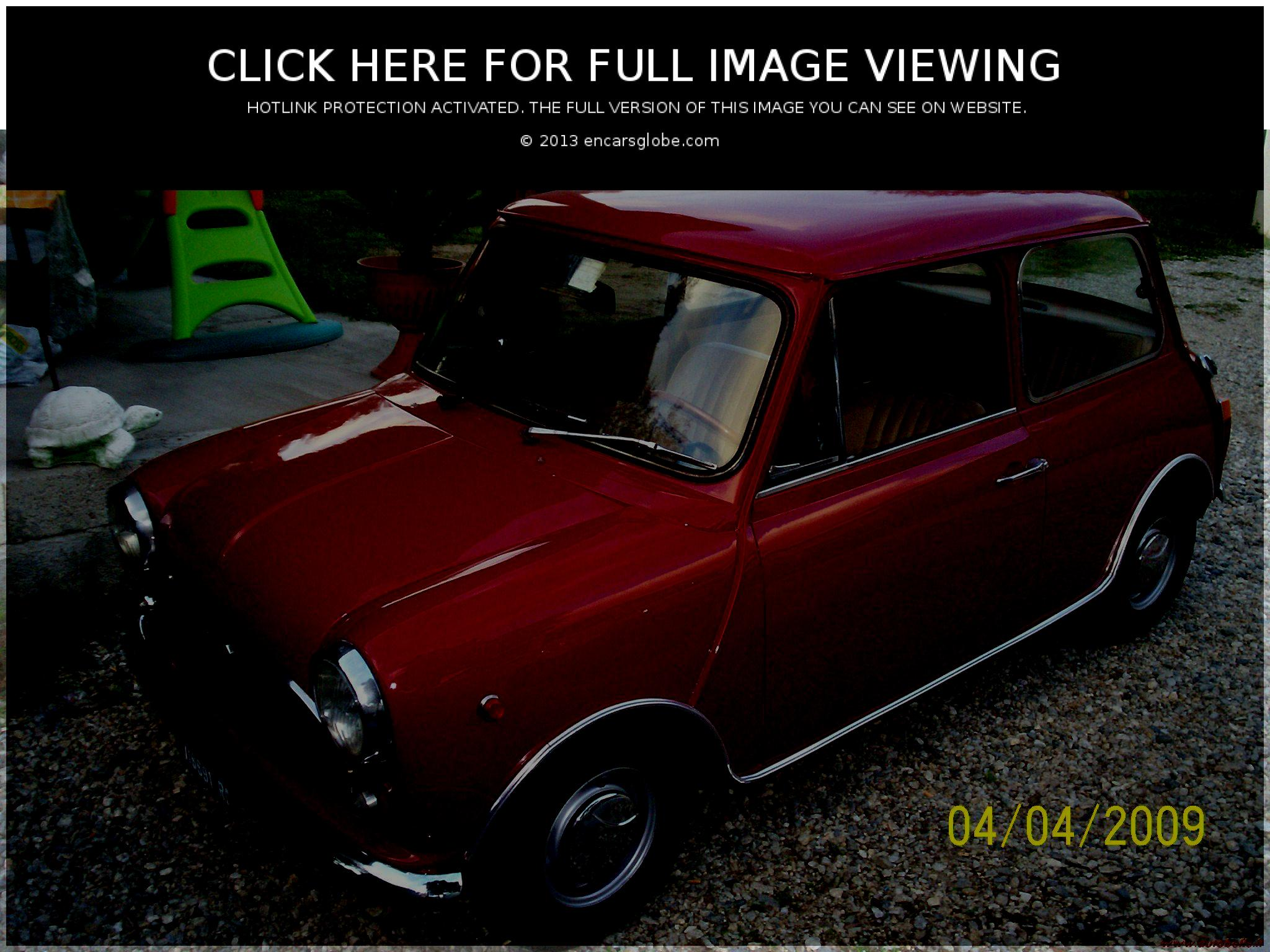 Innocenti Mini Minor Photo Gallery: Photo #02 out of 10, Image ...