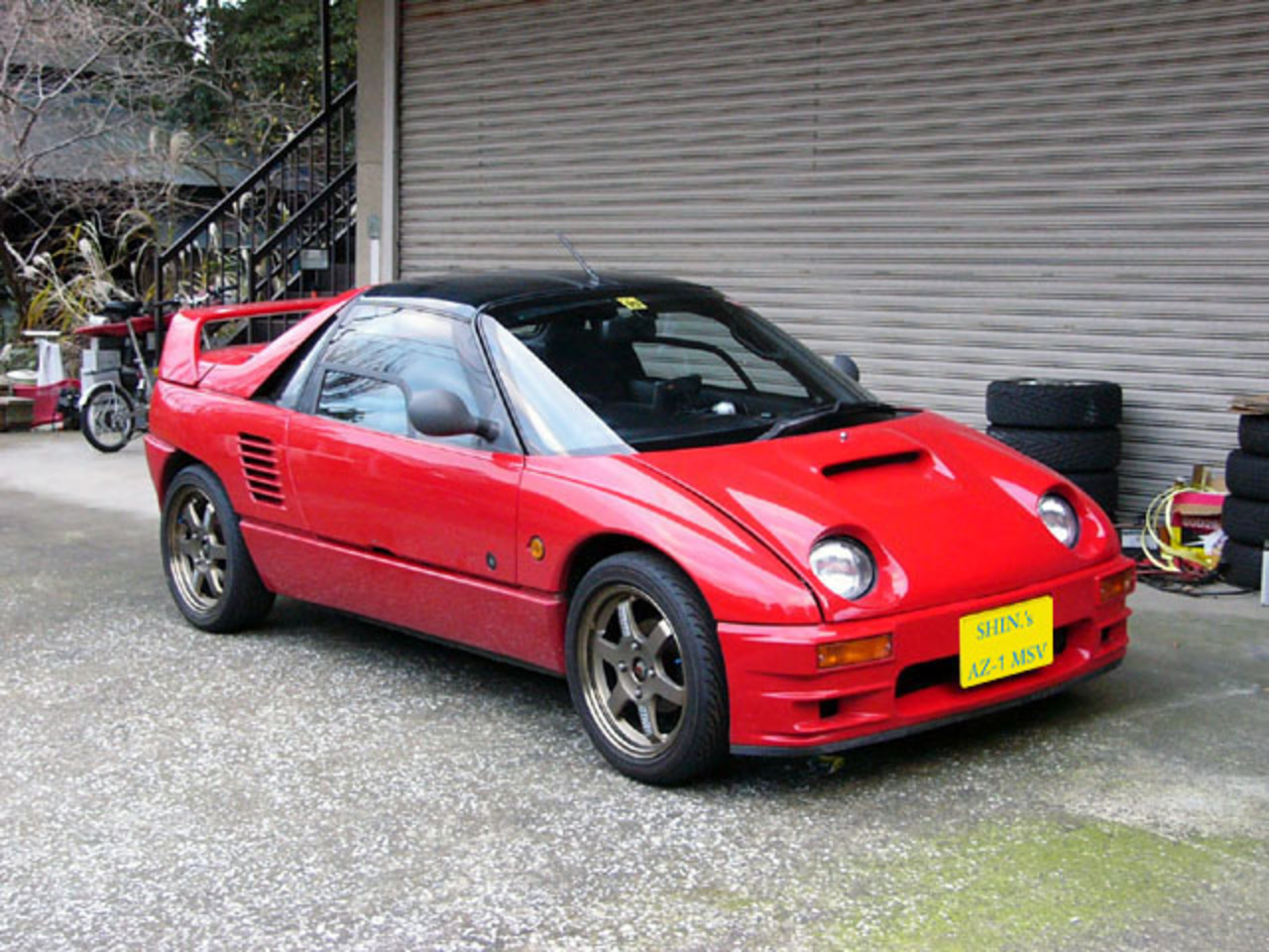 In a recent publication by Jalopnik.com., the Mazda Autozam AZ-1 was voted