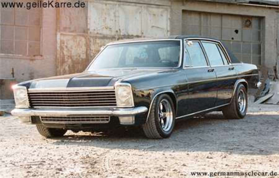 Opel Diplomat. View Download Wallpaper. 450x287. Comments
