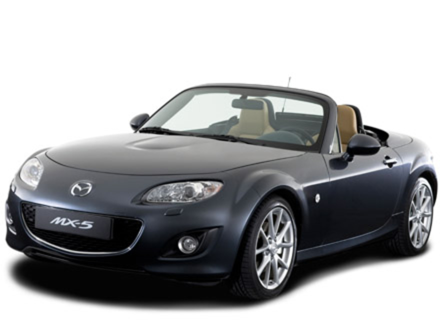 Mazda MX-5 Roadster Coupe (2009) Preview - Cars