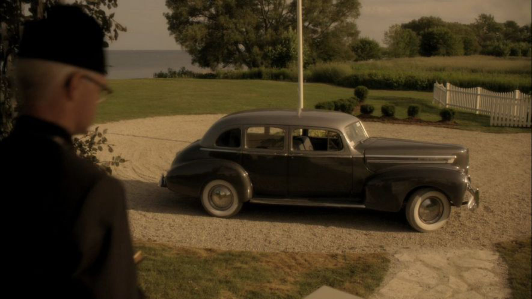"IMCDb.org: 1941 Hudson Commodore Eight Sedan in ""The Kennedys, 2011"""
