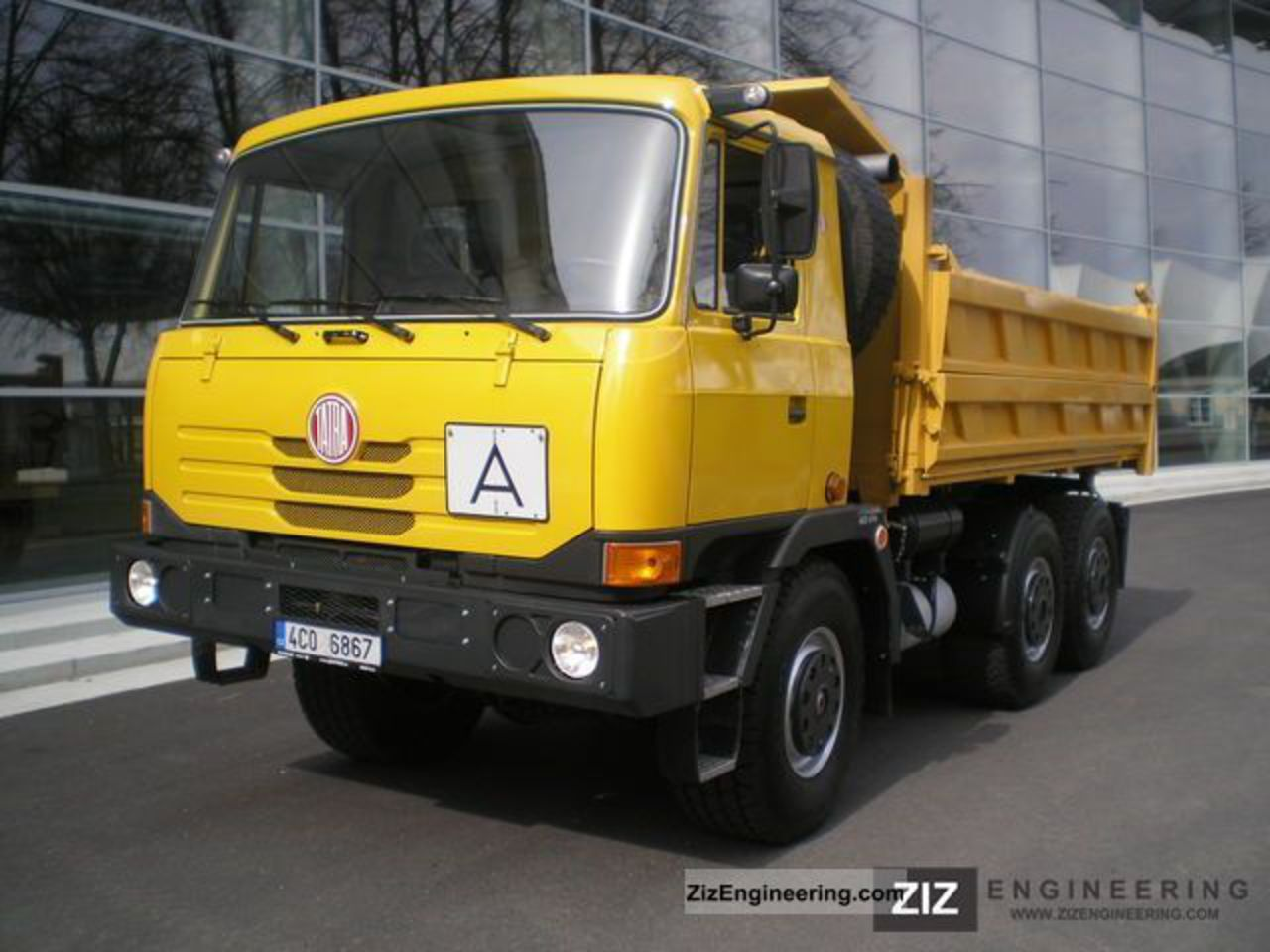 Three-sided Tipper, Truck over 7.5t Commercial Vehicles With ...