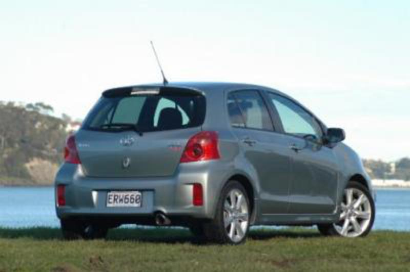 Toyota Yaris RS: Warming to the Yaris