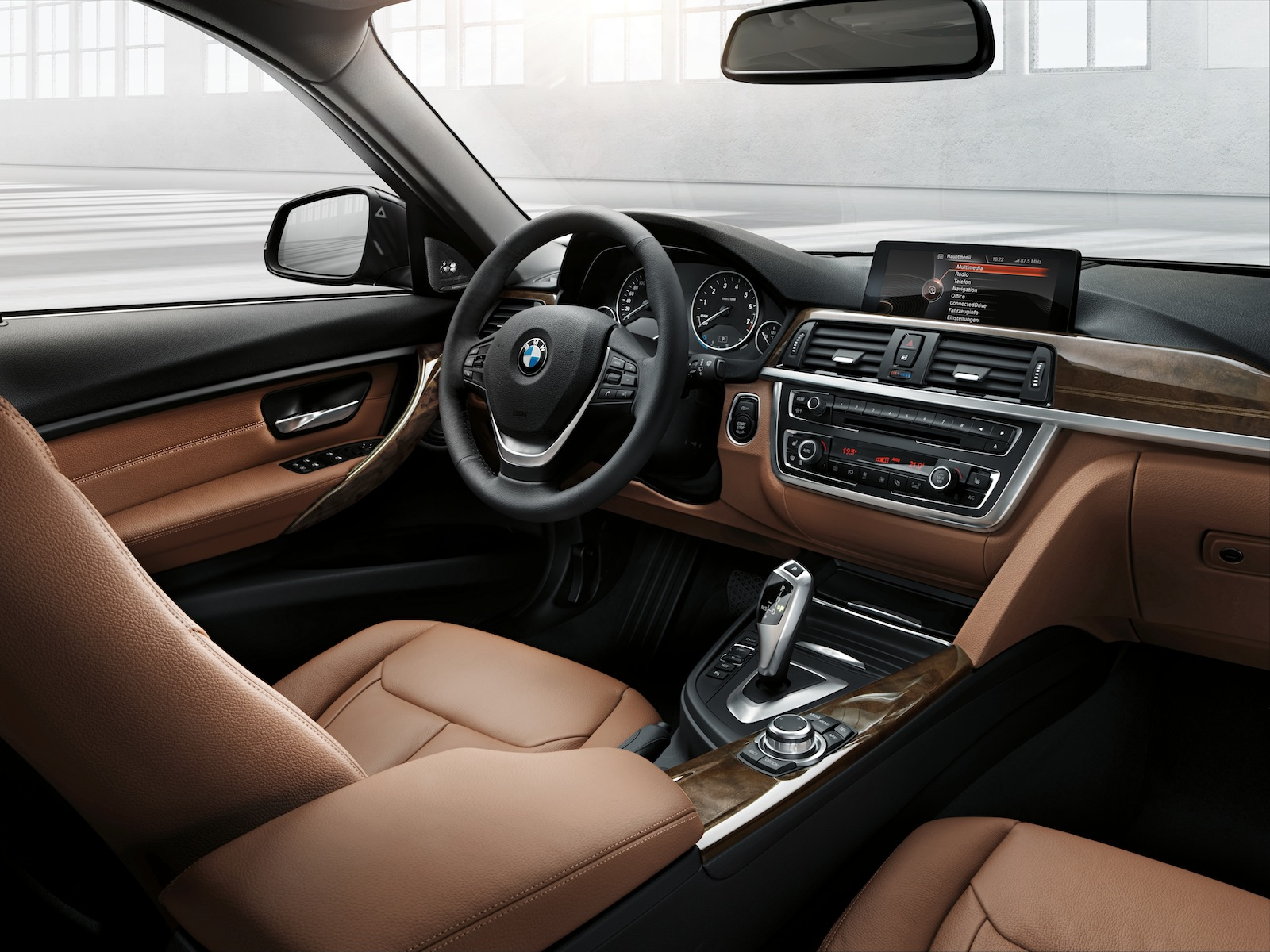 the 2013 BMW 3 Series Touring is 97mm larger than the old wagon and adds