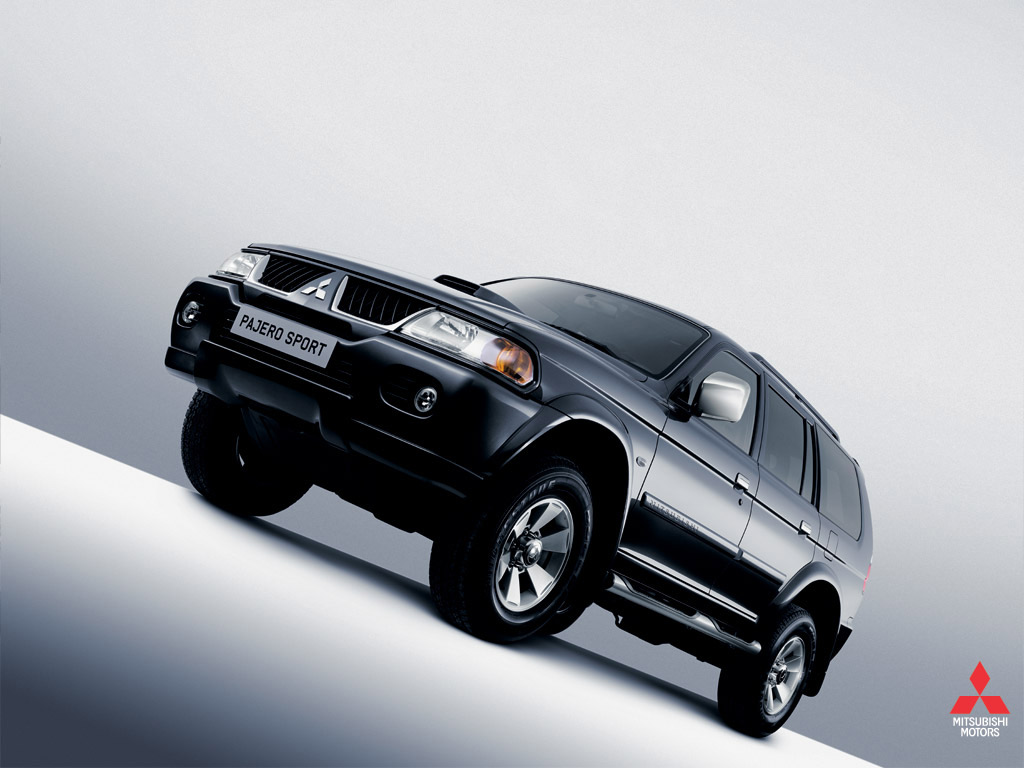 Mitsubishi Pajero Sport SE - cars catalog, specs, features, photos, videos,