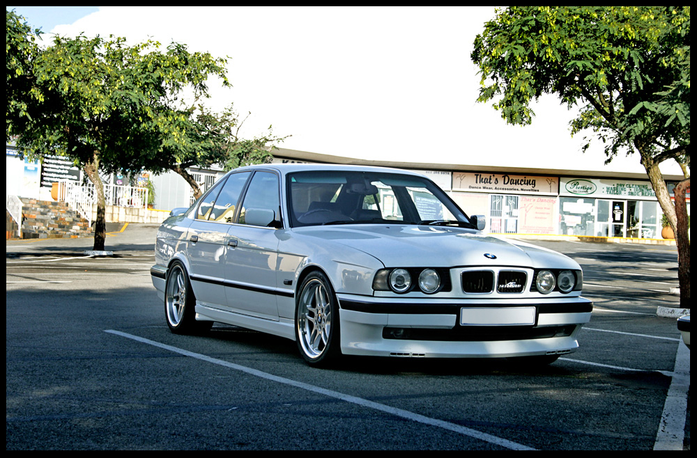 BMW 540i AC Schnitzer. View Download Wallpaper. 1000x658. Comments