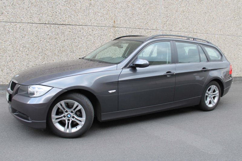 BMW 320D Break Business Line 10/2007 | Autohandel Consale