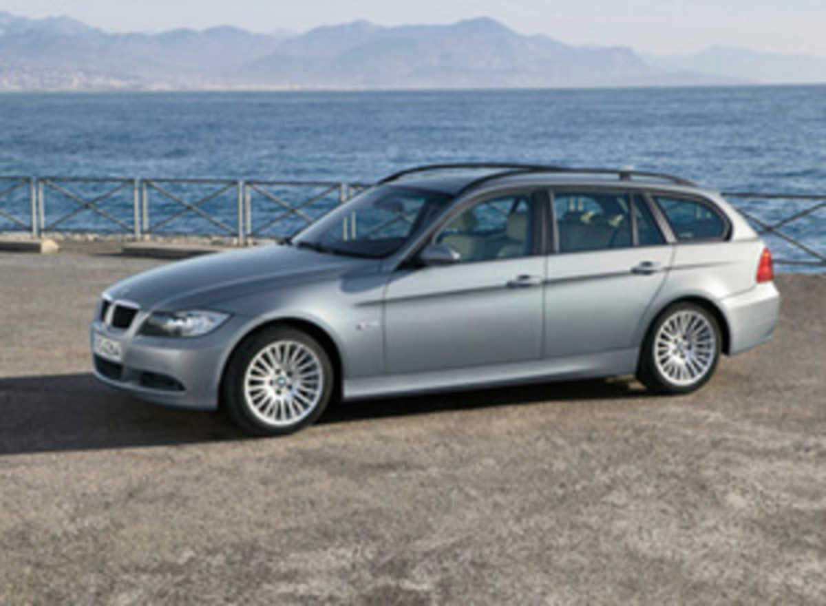 2005 BMW 325i Touring Automatic