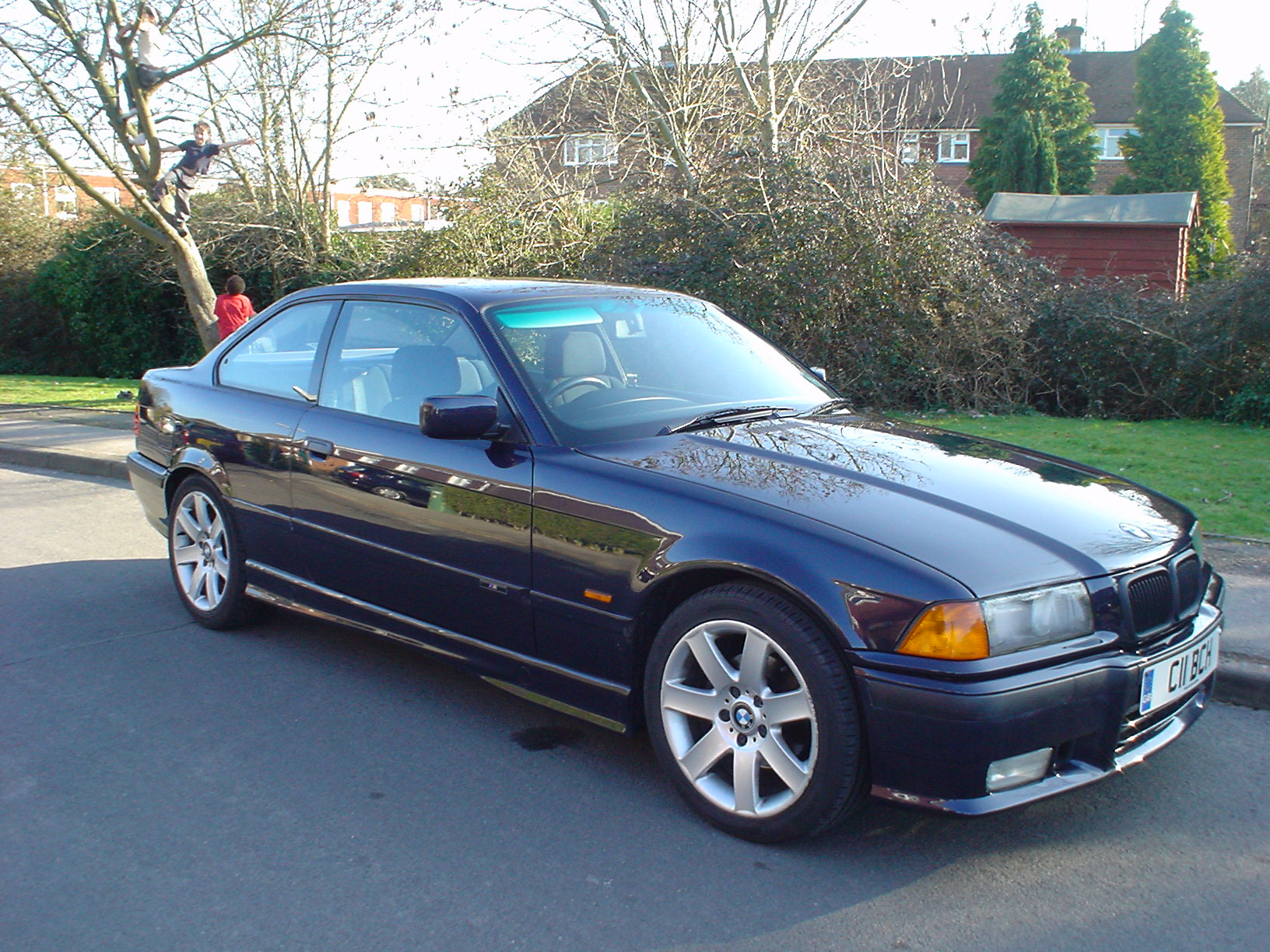 Bmw 318Is Sport Coupe, Immaculate. Specification / Details