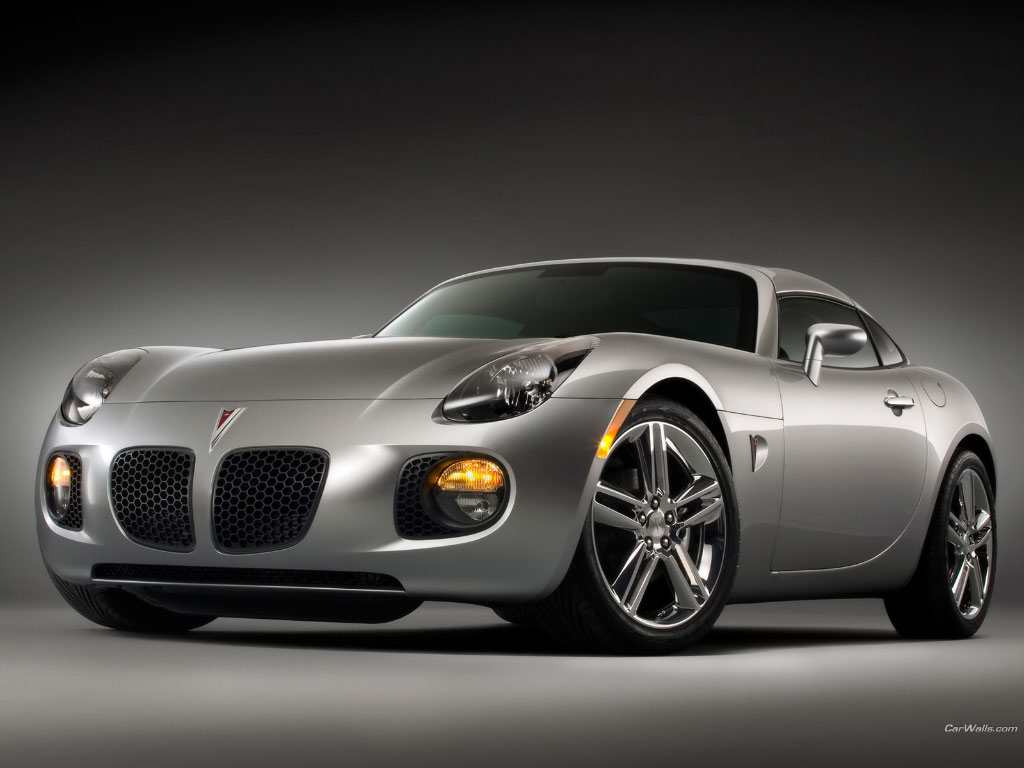 2010 Pontiac Solstice. Pontiac is dead! The 84 year old legacy of the