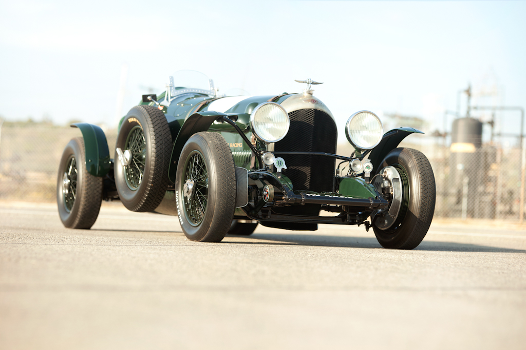 "RM Auctions' Monterey: 1924 Bentley 3/8 Litre ""Hawkeye Special"""