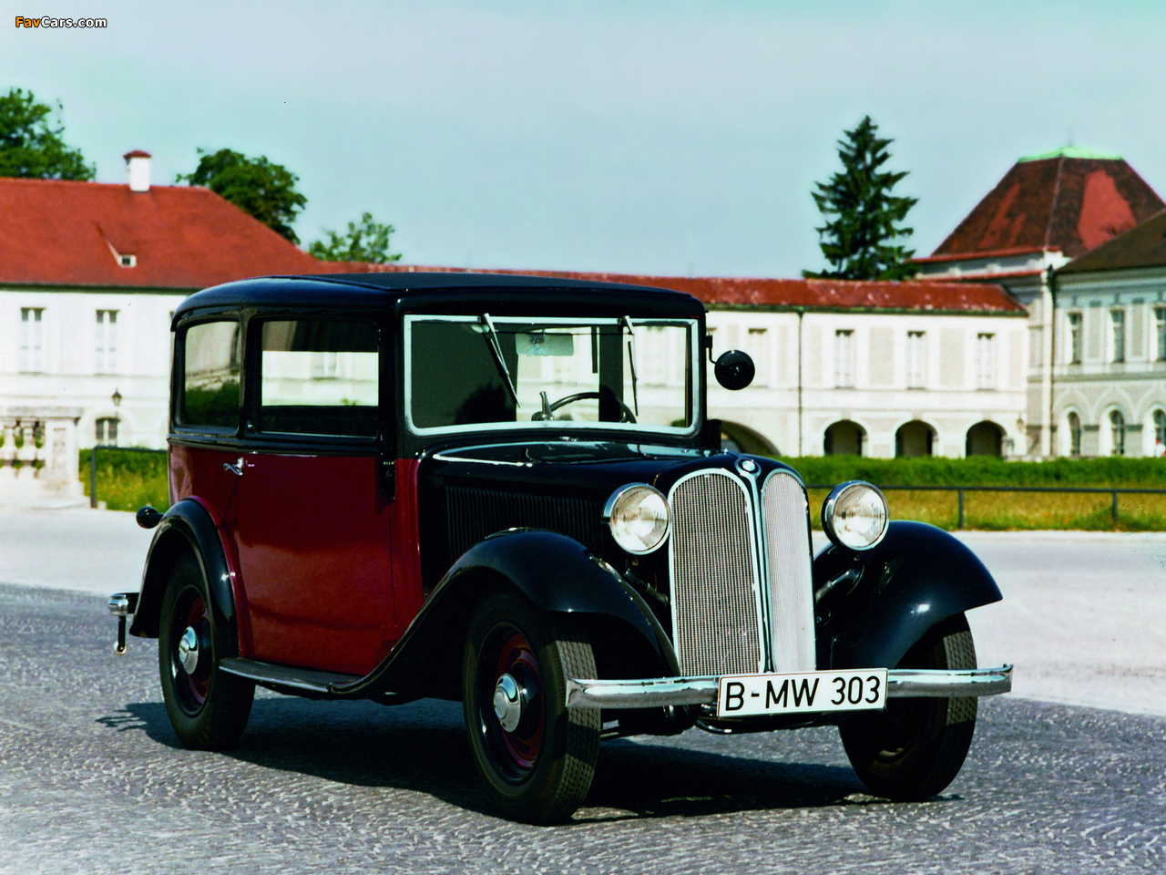 Pictures of BMW 303 1933–36 (1280 x 960)