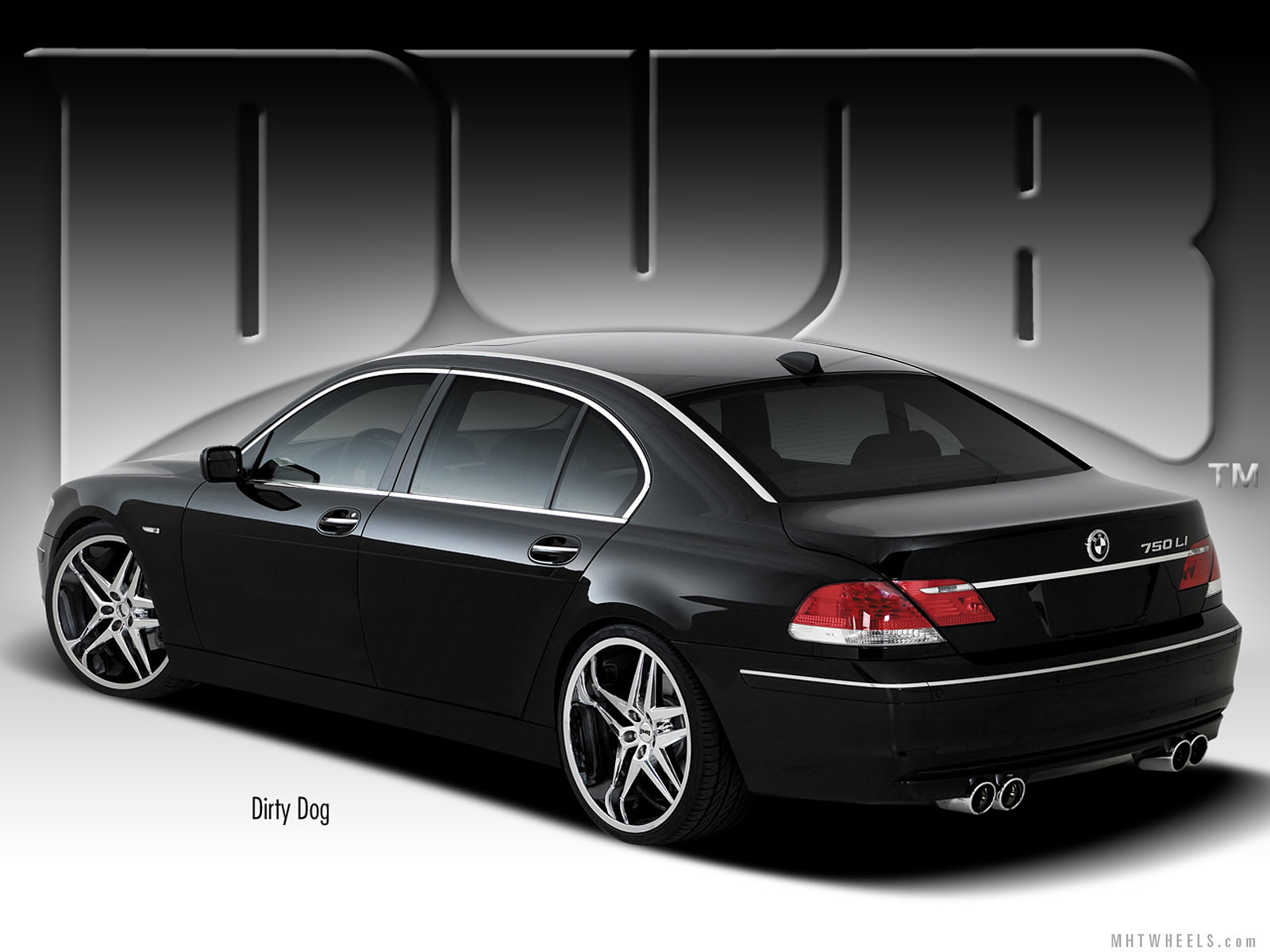 Free DUB Edition BMW 750i Wallpapers, Free DUB Edition BMW 750i HD