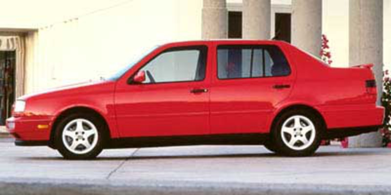 1997 Volkswagen Jetta - Photo Gallery