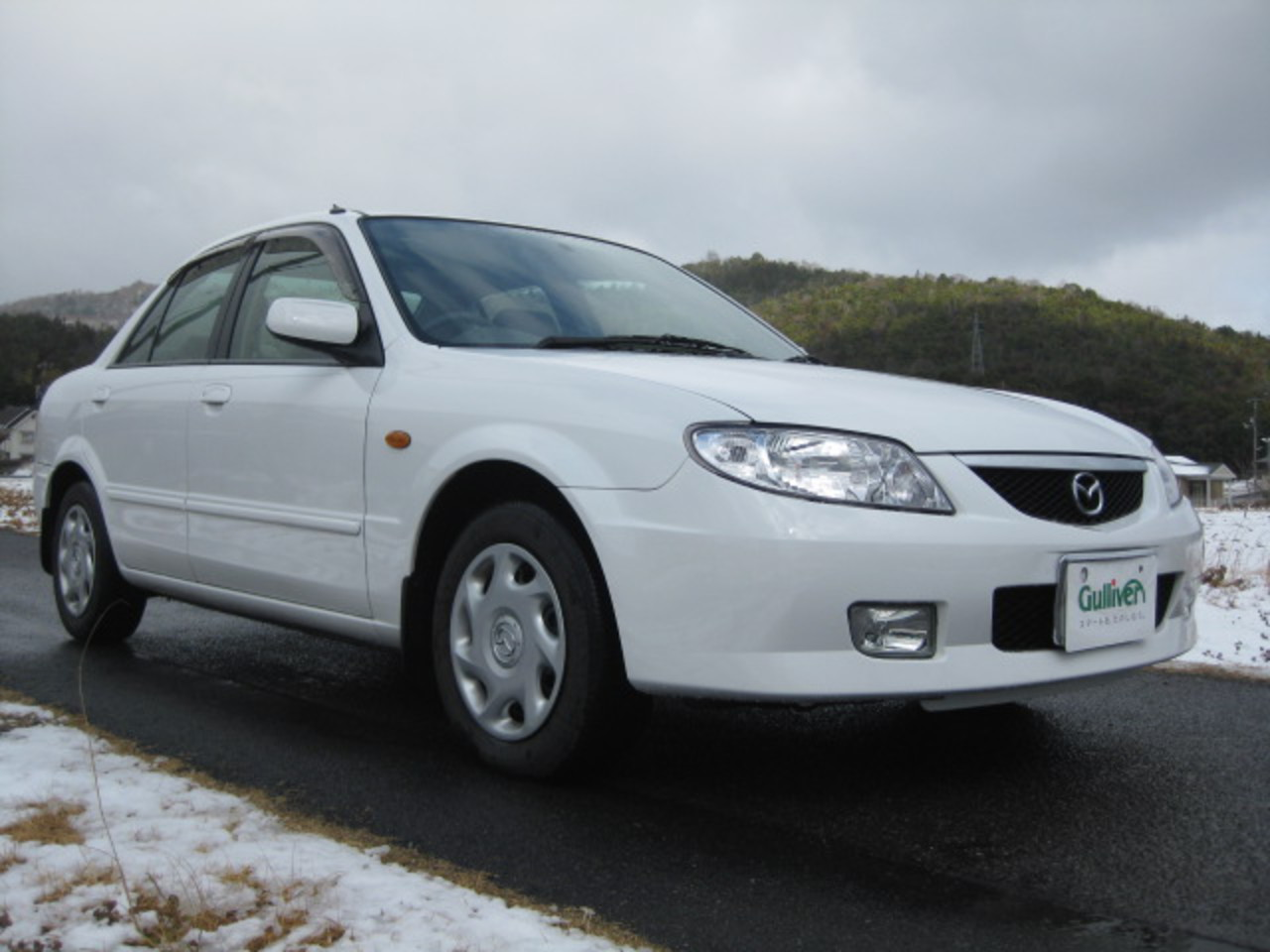 Mazda Familia LS. View Download Wallpaper. 640x480. Comments