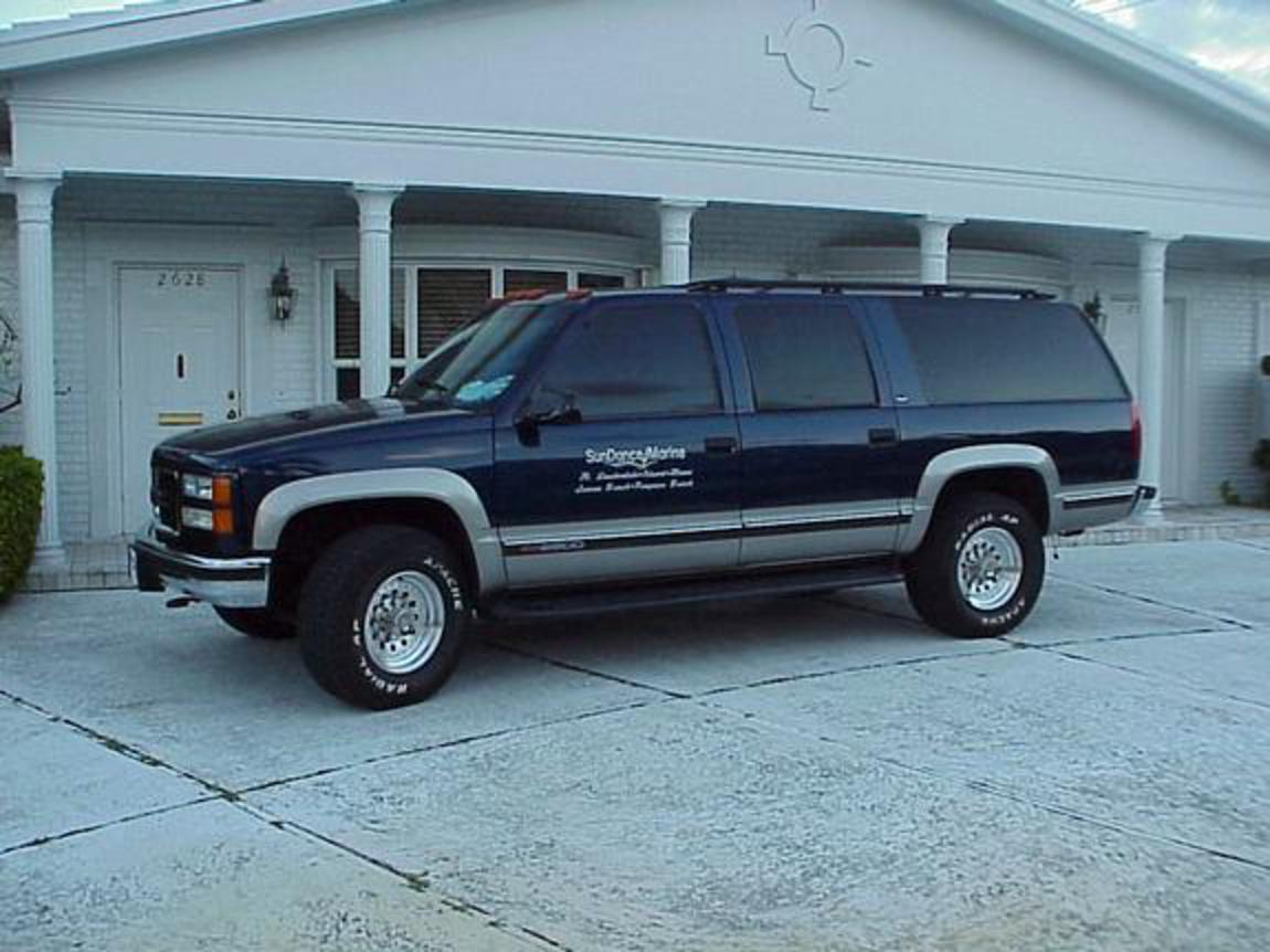 Topworldauto Photos Of Gmc Suburban 2500 Photo Galleries 1999 Engine Diagram