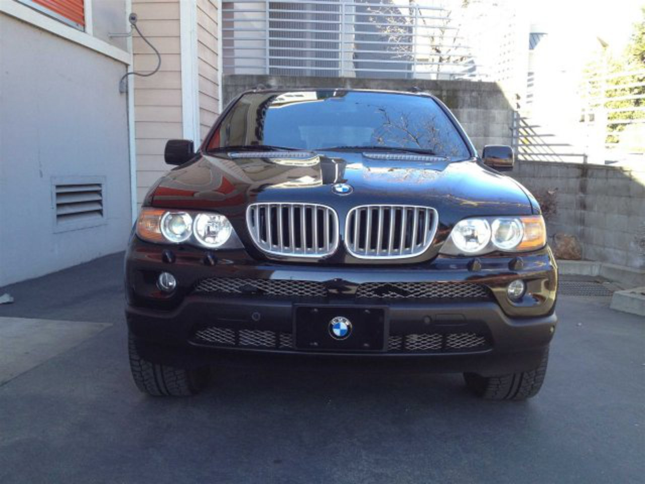 2005 BMW X5 44i Traction Control Stability Control Brake Assist All Wheel