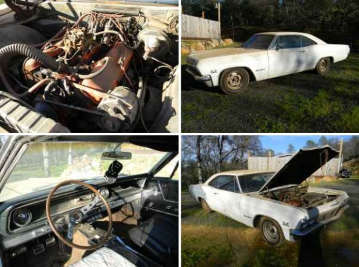 TopWorldAuto  Photos of Chevrolet Impala SS 396  photo galleries