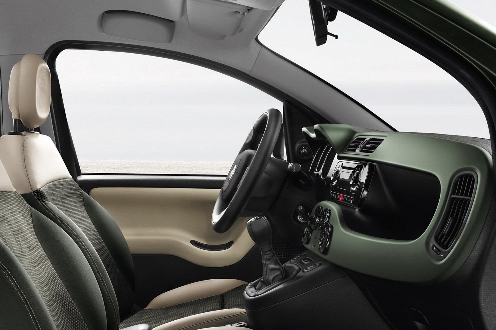 Topworldauto Photos Of Fiat Panda 4x4 Photo Galleries