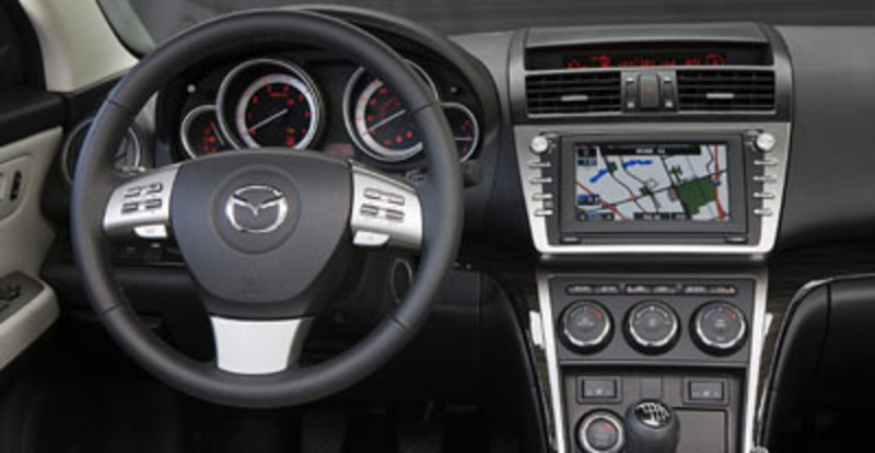 2009 mazda 6. The 2009 Mazda 6 is the third Mazda designed specifically for